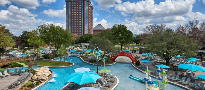 Summer Staycation Series: Hilton Anatole