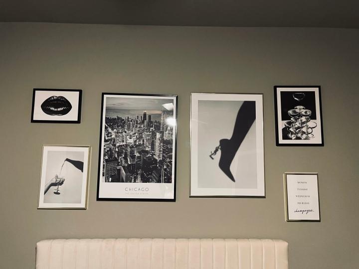 Design with Desenio – Bedroom GalleryWall